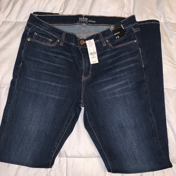 New York & Co Skinny Jeans (new with tags)